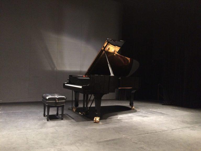 楽器on舞台