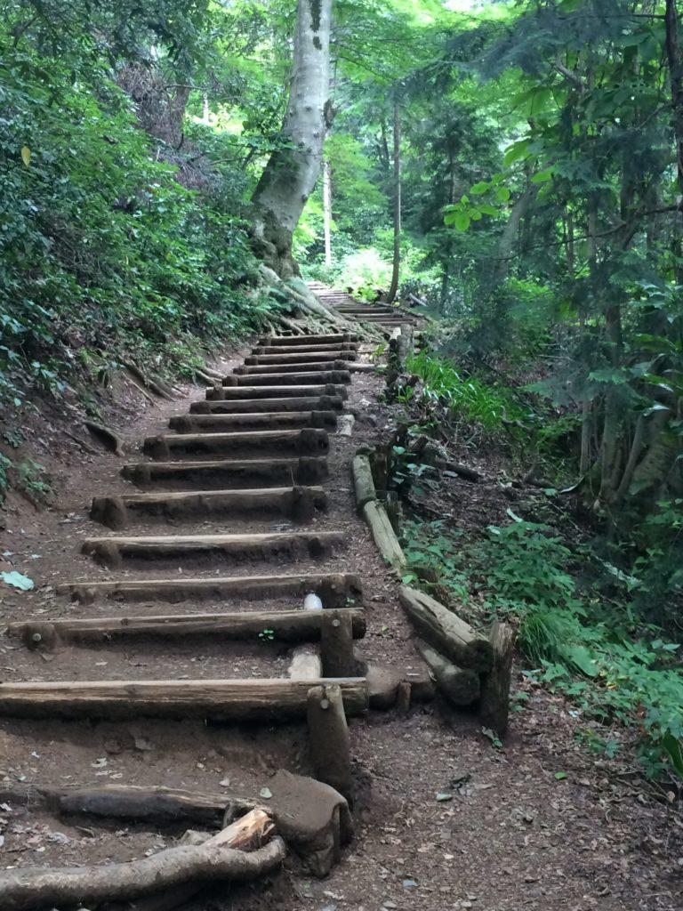 4号路階段