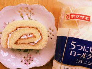 ヤマザキロールケーキ