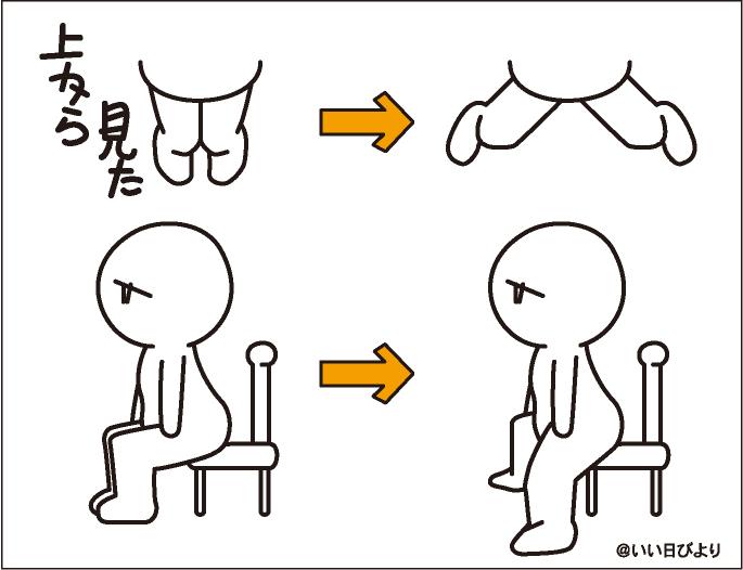 筋トレ椅子