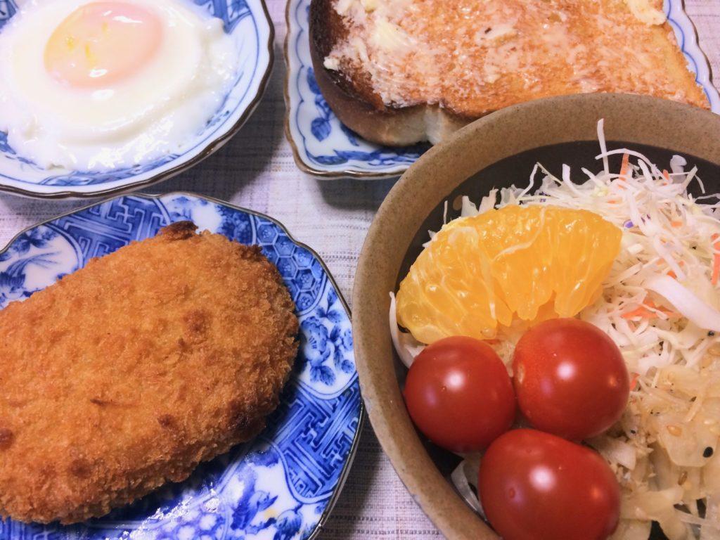 200205朝食