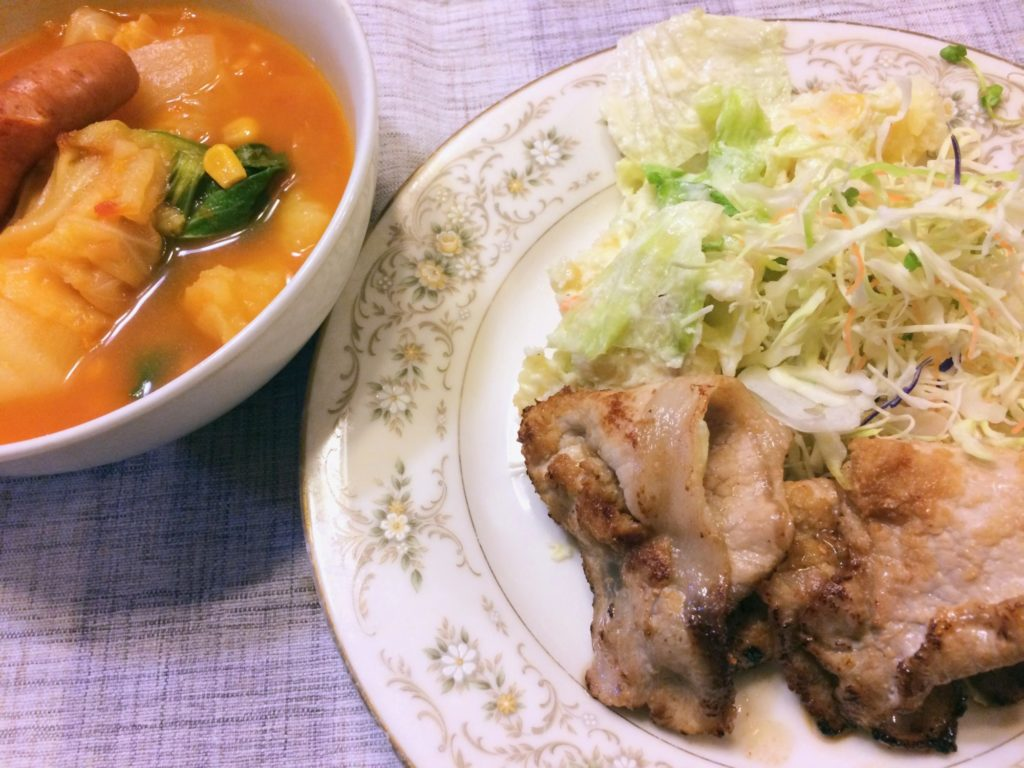 200212夕食